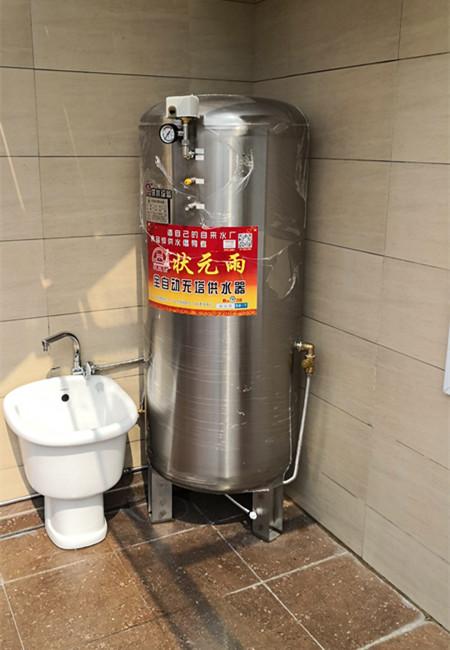长时间使用无塔供水器后,该如何维护?